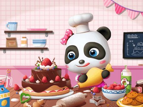 宝宝巴士蛋糕店  带你品尝舌尖上的诱惑